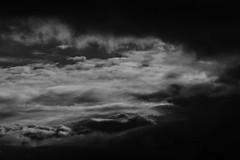 silence (laetitiablabla) Tags: ciel sky nuage cloud pluie rain coucher soleil sunset val marne ile france banlieue suburb noir blanc black white monochrome vues glory lovers poetry creative