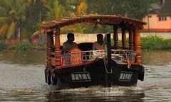 Boat ride(venice of East ) (Rajavelu1) Tags: boat rever water transport travel toor art aroundtheworld artland creative canon6d allapuzha kerala india