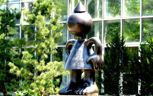 01 Grand Rapids MI - Frederik Meijer Gardens - \'Mad Mom\' by Tom ...