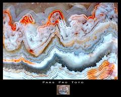Pars Pro Toto 1 (Georg Hirsch) Tags: stein stone abstrakt farbig teil macro kurven linien part parsprototo