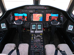 Cockpit, Cessna C680A Citation Latitude N626LA (Antnio A. Huergo de Carvalho) Tags: cessna cessnacitation c680a citation citationlatitude latitude n626la aircraft airplane aviation aviao avio aviaogeral aviaoexecutiva cockpit panel painel garmin garming5000 g5000