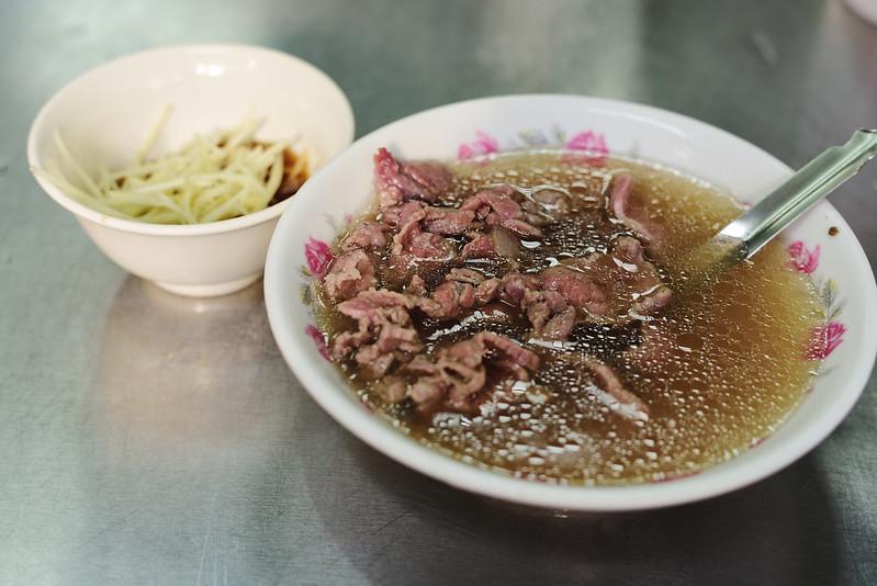 16-台南早餐國華街阿村牛肉湯,台南真好