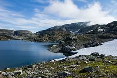 IMG_2278 Middyr på Haukelifjell (JarleB) Tags: haukelifjell røldal fjell høyfjellet hardanger hordaland water tur fjelltur høst autumn september middyr ulevå haukeliseter haukeli mountain