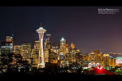 sleepless in seattle (Eric 5D Mark III) Tags: ef100400mmf45f56lisiiusm canon sony a7r2 ericlo photography landscape night city cityscape mountain spaceneedle mountrainier telephoto 100400l2 ilce7rm2 metabones efnexsmartadapter kerrypark seattle washington unitedstates usa