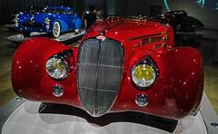 "1939 Delahaye Type 165 ""The French Ambassador"" (dog97209) Tags: 1939 delahaye type 165 thefrenchambassador peterson auto museum los angeles california"