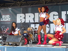 IMG_5000 (grooverman) Tags: houston texans cheerleaders nfl football game budweiser plaza nrg stadium texas 2016 nice sexy legs stomach boots canon powershot sx530