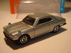 MATCHBOX 1971 NISSAN SKYLINE 2000GT-X 1/64 (ambassador84 OVER 6 MILLION VIEWS. :-)) Tags: matchbox 1971nissanskyline2000gtx diecast