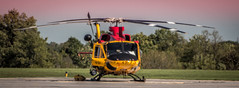 Get to tha choppa (twelve22photography) Tags: helicopter kingston tarmac copter rescue normanrogers airport
