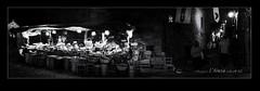 Nocturno - Mercado  medieval (Unos y Ceros) Tags: nocturno mercadomedieval lamorisma hispanos lansa ansa sobrarbe pirineos altoaragn huesca textura luz unosyceros 2016 lightroom nikond700 zaragons zaragoneses europaunineuropeaueinvarietateconcordia aragn