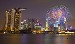 Singapore (Kenny Teo (zoompict)) Tags: yahoo google singapore firework ndp marinabaysands