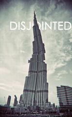 Disjointed (saharsh) Tags: city building dubai circles uae illusion khalifa chromatic burj disjointed abberation
