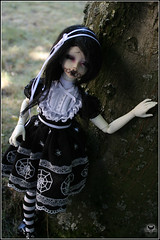 Spiders (BathorYume) Tags: spider o bjd corpse mute orgasmo unoa alchemiclab bathoryume
