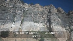 Ten Sleep Canyon live 2 (mariola aga ~ non-professional member) Tags: trip nature video ride canyon cliffs gorge wyoming videoclip slopes tensleepcanyon