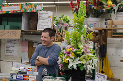 Flower Market Photo