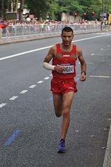 London 2012: The Mens Olympic Marathon (Peter Mooney) Tags: london2012 london2012olympicsmarathonvictoriaembankmentthemensolympicmarathon2012runningathleticscompetitionworldclassolympicmarathon