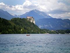 Slovenia: Lago Bled - 048 (Alessandra---) Tags: lago estate slovenia castello montagna lagobled