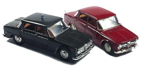 Togi Alfa Giulia + Carabinieri