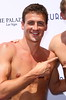 Ryan Lochte swimmer celebrates his Olympic success by hosting a day at Azure Pool inside The Palazzo Resort Hotel & Casino Las Vegas, Nevada