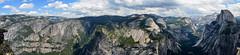 Yosemite Panorama (Images by John 'K') Tags: california park panorama nationalpark yosemite yosemitenationalpark stitched johnk d7000 johnkrzesinski randomok