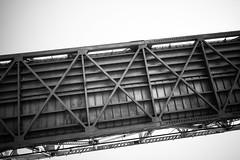 The Bay Bridge - Black and White (ohad*) Tags: sanfrancisco california camera canon lens place unitedstatesofamerica baybridge sanfranciscobay ohad baybridgeconstruction canonef50mmf14 50d ohadonline canon50d canonef24105mmf4 ohadbenyoseph ohadme ohadby ohadphotographyprojects