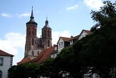 Morgen in Gttingen (Zygia) Tags: sky canon germany chiesa campanile cielo morgen gttingen germania 2012 citt mattino zygia rosylippelli
