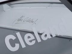 A nice personal touch from John Cleland (IainW81) Tags: car dave john scotland championship fife cook jim super racing british cavalier 1992 touring 1990 services cleland vauxhall btcc knockhill tourer gsi pocklington dcrs