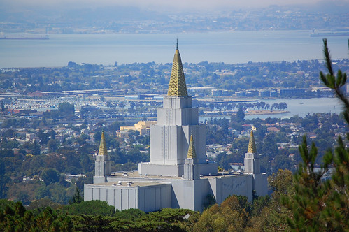 Oakland California Temple - Oakland California LDS