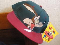 Wile E. Coyote Hat (1994) (MADDOGCA) Tags: coyote hat cap e tunes looney wile