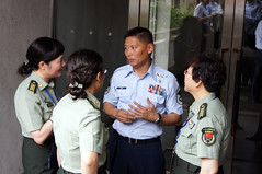 Military Nurses from Throughout Asia-Pacific R...