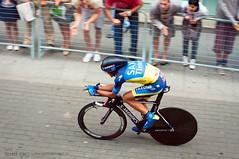 Contador (yoop_) Tags: espaa agosto alberto 29 pontevedra vuelta 08 2012 contador contrarreloj