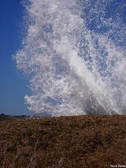 Rompeolas (Miguel Rubio Photographer) Tags: sea mar rocks waves olas roca rocas rompeolas miguelrubio mygearandme mygearandmepremium allofnatureswildlifelevel1 allofnatureswildlifelevel2 allofnatureswildlifelevel3 perrverde71hotmailcom