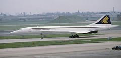 Concorde (Nigel Musgrove-2.5 million views-thank you!) Tags: london singapore heathrow aircraft aviation may civil concorde british passenger airways airlines 1980 lhr airliners may1980 gn94ad