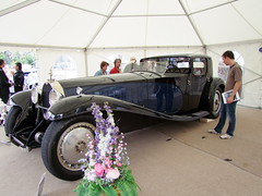 one of the rarest and most expensive cars in the world (BZK2011) Tags: bugatti royale citdelautomobile type41 collectionschlumpf musenational coupnapolon