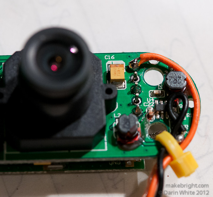 Composite Video RF link hack (19)