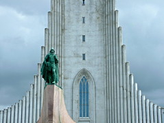 Iceland (David-Gifford) Tags: iceland cathedral cathedrals reykjavik