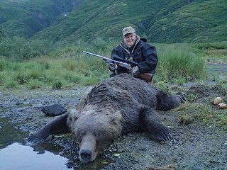 Alaska Bear Hunt and Moose Hunt - Dillingham 14