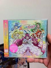 今日のCD、「満開*スマイル!」吉田仁美