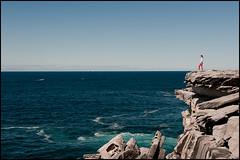Kurnell Clifftops (Simon Wilde Photography) Tags: ocean blue cliff simon water stone landscape natural wilde sydney scenic photograhy clifftop kurnell d700 simonwilde