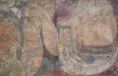 Buddha of Medicine Bhaishajyaguru, detail with sutra