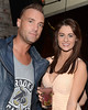 Calum Best, Madeline Mulqueen The Style of Dublin Celebrity Fashion Show held as part of The Dublin Fashion Festival 2012 Dublin, Ireland