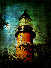 Ponce (Chris C. Crowley) Tags: lighthouse artistic illumination safety textures ponce lightstation ponceinletlighthouse ponceinletflorida daytonabeacharea chriscrowley celtisong22