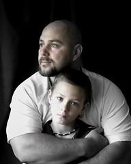 father&son (mickey'sphotos) Tags: portrait hug fatherandson feelings canonportraits