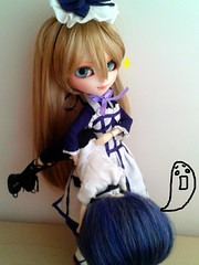 Alois and Ciel (kyanko2003) Tags: ciel alois custom maid isul trancy