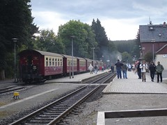 Drei Annen Hohne (Seabagg) Tags: forest train germany railway steam brocken locomotive harz steamengine harzmountains 9972373