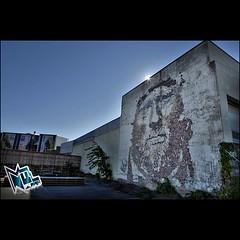 Vhils favourite from Nuart 2010 #wallkandy #nuart2011 #nuart2012 #vhils @vhils #streetart #graffiti #sculpture #carved #chiselled #stavanger #norway (Photos  Ian Cox - Wallkandy.net) Tags: street streetart art norway canon ian photography graffiti stavanger gallery document cox 2012 nuart vhils wallkandy