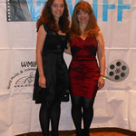 Catherine Asaro and Cathy Cannizzo, WMIFF Awards Gala