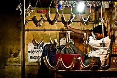343/365. Locksmith. (Anant N S) Tags: street portrait people india horizontal keys person photography 50mm dof candid streetphotography nikkor pune locksmith keymaker project365 niftyfifty environmentalportraits portraitofastranger nikond3000 lensor anantns thelensor anantnathsharma