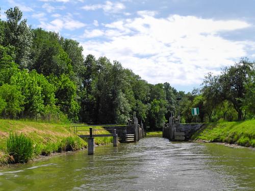 Baťův kanál, Česká Republika 2012 - DSCN0687