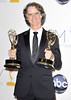 Jay Roach 64th Annual Primetime Emmy Awards, held at Nokia Theatre L.A. Live - Press Room Los Angeles, California