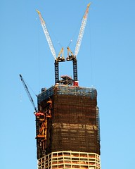 One World Trade Center Construction Site, New York City (jag9889) Tags: city nyc ny newyork building tower architecture modern skyscraper freedom office construction manhattan worldtradecenter towers progress cranes architect highrise som wtc groundzero 2012 portauthority rebuilding tallest 9112001 91101 freedomtower davidchilds 2013 10048 skidmoreowingsandmerrill panynj portauthorityofnewyorkandnewjersey zip10048 1wtc wtcprogesscom jag9889 tishmanconstruction y2012